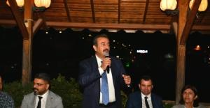 """Başkan Çetin: """"Muhtarlarımız İstiyor Biz Yapıyoruz"""""""