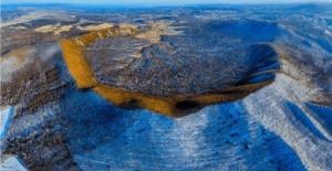 Çin'de Orman İçinde Dünyanın En Genç Krateri Bulundu