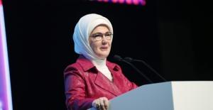 """Emine Erdoğan: """"Türkiye-Afrika Kadın Liderlik Diyaloğu Paneli""""ne Katıldı"""