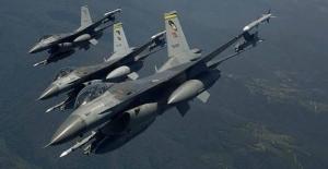 Irak'ın Kuzeyindeki Gara Bölgesine Hava Harekatı: 3 PKK'lı Terörist Etkisiz Hâle Getirildi
