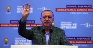 """""""Küresel Sermayenin Ülkemize Yönelik İlgisi Ve Yatırım İştahı Hamdolsun Günden Güne Artıyor"""""""