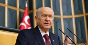 MHP Lideri Bahçeli'den Özdemir Bayraktar'ın Vefatı Dolayısıyla Başsağlığı Mesajı