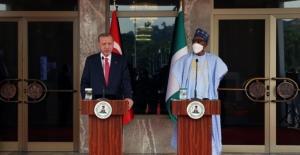 """""""Nijerya'nın Afrika Kıtasında Barışın, İstikrarın Ve Ekonomik Kalkınmanın Tesisi Yönünde Gösterdiği Çabalar Takdire Şayandır"""""""