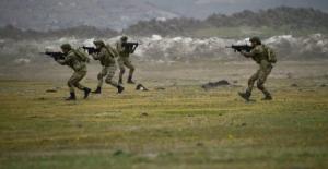 Pençe Kaplan Bölgesinde 2 PKK'lı Terörist Etkisiz Hale Getirildi