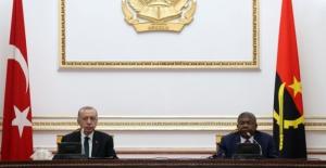 """""""Türkiye Ve Angola Enerji Konusunda Ciddi İş Birliği İmkânlarına Sahiptir"""""""