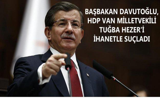 Başbakan Davutoğlu: Katilin Taziyesine Katılmak En Büyük İhanettir