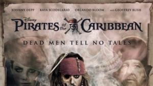 Karayip Korsanları: Ölü Adamlar Masal Anlatamaz Fragmanı (2017)