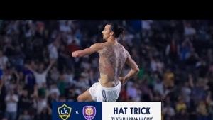 Zlatan'dan İlk Hat Trick